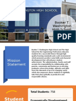 washington school profile