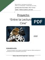Proyecto entre lectura y cine