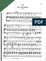 R. Schumann - Die Lotosblume