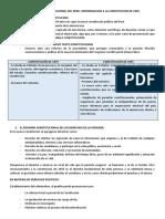 EL NUEVO ORDENAMIENTO CONSITUCIONAL DEL PERU
