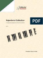 Repertorio Didáctico 10 pequeñas piezas para-Piano-Funcional - Winston Moya C.