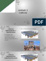 UNIDAD III CARGAS
