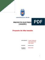 Proyecto Alta Tension UBB