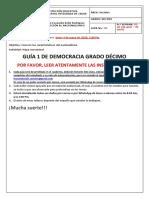 GUIA_1_DEMOCRACIA GRADO DECIMO