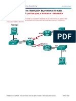 2.3.2.4 Lab - Troubleshooting IPv4 and IPv6 Static Routes - ILM.docx
