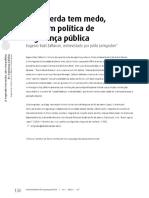 A esquerda tem medo nao tem politica de segurança publica - Raul Zafaroni.pdf