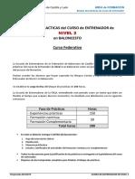PRÁCTICAS de NIVEL 2 - Instrucciones