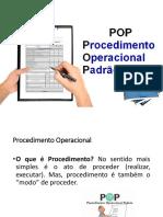 Procedimento Operacional Padrão 1