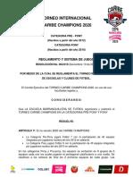 REGLAMENTOS-CARIBE-CHAMPIONS-PONY-Y-PREPONY