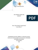 Fase 5 Diseño de sitios web