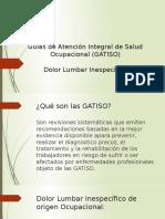 Guías de Atención Integral de Salud Ocupacional