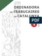 Memòria Coordinadora de Trabucaires de Catalunya 2010