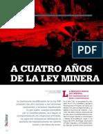 A 4 años de LeyMinera, las riquezas del pueblo boliviano otra vez sujetas a negociación con el poder cooperativista -GeorginaJimenez