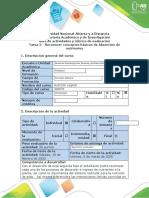 Guía nutricion vegetal 2-Reconocer conceptos básicos Absorción de nutrientes