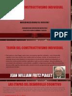 Actividad 2 - Teoría del constructivismo social