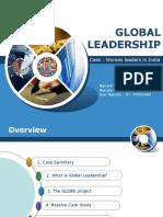 Biz culture w.7 GLOBAL LEADERSHIP