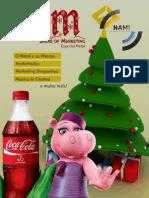 Share Of Marketing Edição Natal - Dez/Jan 11