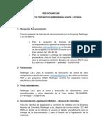 PROTOCOLO - ATENCION AL PUBLICO
