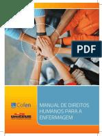 0002561 Manual Direitos Humanos Enfermagem
