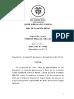 Ap2237-2018(47555) Secuestro Simple Agravado - Congruencia - Respeto Al Núcleo Fáctico de La Acusación