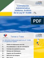 Ley de Compras Publicas Compradores y Proveedores_V Feria de Proveedores Valdivia