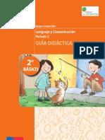 Lenguaje y Comunicacion 2o Basico Periodo 2 Guia Didactica