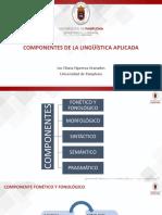 componentes linguistica