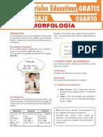 La-Morfologia-Para-Cuarto-Grado-de-Secundaria