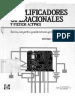 Amplificadores Operacionales y Filtros Activos - Antonio Pertence.pdf