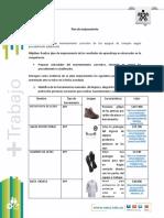 Plan de mejoramiento - Mtto. correctivo