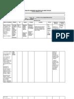 PLANIFICACION MENSUAL DIDACTICA DIVERSIFICADAMENSUAL DE ARTES VISUALES 4TO BASICO MAYO