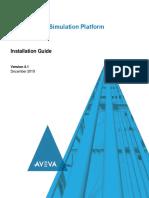 SimCentral Simulation Platform Installation Guide