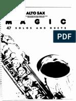 Auto Sax Magic 47 Solos and Duets.pdf