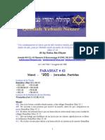 Parashat No 43