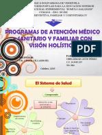 PROGRAMA DE ATENCION MÉDICA