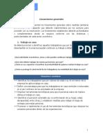 Lineamientos generales - protocolo para sectores. reactivacion actividades