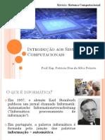 INTRODUÇÃO AOS SISTEMAS COMPUTACIONAIS.pdf