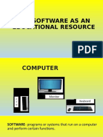 THE SOFTWARE AS AN EDUCATIONAL RESOURCE.pptx