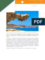 Proyecto Cabo de Gata universidad
