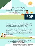 Escala de Nancy Bayley.pptx ·.pptx