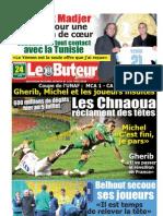 LE BUTEUR PDF du 24/12/2010