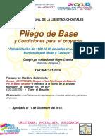PBC-21(Rehabilitacion 1120 de 1120.15 ml calle.