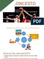 TRABAJO DE EDUCACION FICA KEVIN SANTIAGO GOMEZ  BALONCESTO  GRADO 7