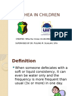 ppt DIARHEA IN CHILDREN