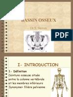 BASSIN OSSEUX
