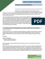 RCHD-Investigacion Programacion Concurrente (MultiHilos)