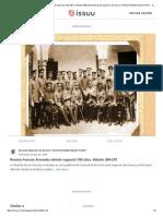 Revista Fuerzas Armadas edición especial 100 años. Edición 209-210 by Escuela Superior de Guerra _General Rafael Reyes Prieto_ - issuu.pdf