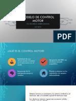 8. Modelo de Control Motor