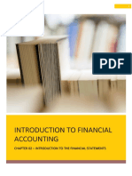 Chapter 02 Financial statements