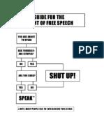 Free Speech Guide